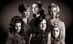 The women of Mad Men